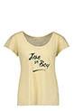 American Vintage / Tee shirt Jane crème anglaise