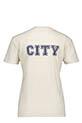 6397 / Tee shirt Surf City écru
