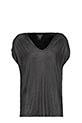 Majestic Filatures / Tee shirt métal noir