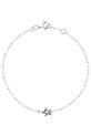 Gigi Clozeau / Bracelet or gris étoile diamant