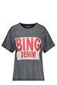 Anine Bing / Tee-shirt Bing Denim