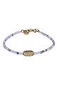 5 Octobre / Bracelet Milly - Agate blanche