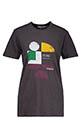 Isabel Marant Étoile / Tee shirt Fade black