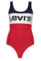 Levi's / Body décolleté sérigraphié