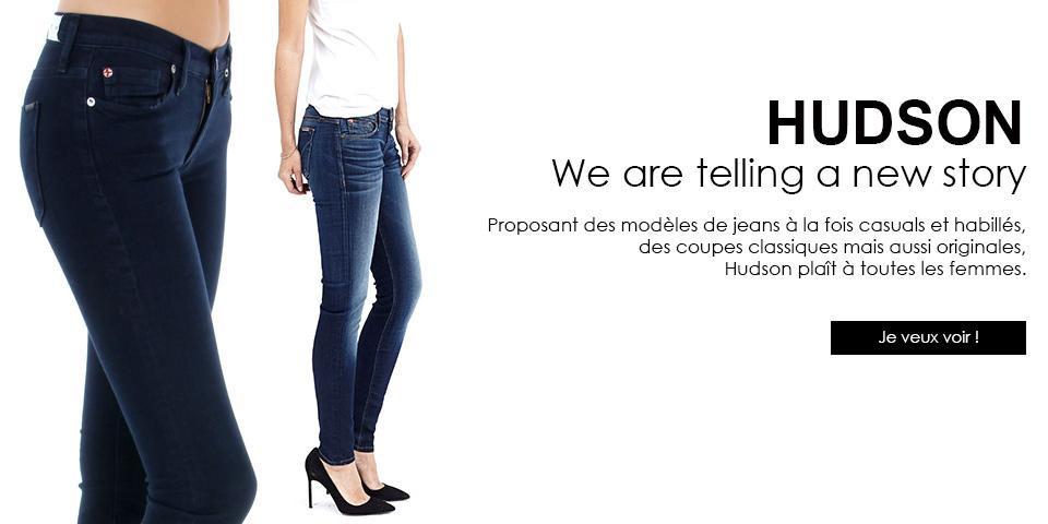 Hudson le jean culte !